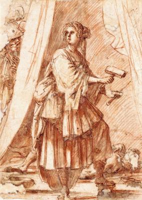 Джованни Бальоне (Баглионе). Иаиль и Сисара