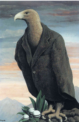 René Magritte. Now