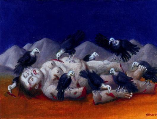 Fernando Botero. Untitled