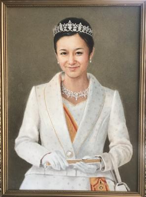 Boris Tkhanovich Tsoi. Japanese princess Kiko