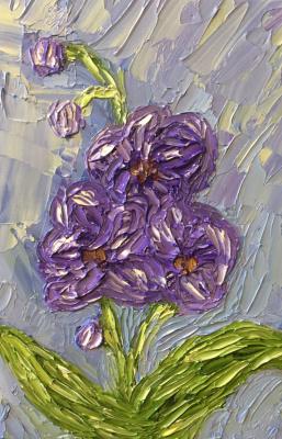 Victoria Valentinovna Zachkova. Orchid