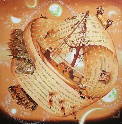 Lisa Ray. Ship of fools at infinity