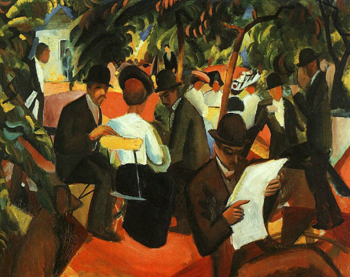 August Macke. A fascinating read