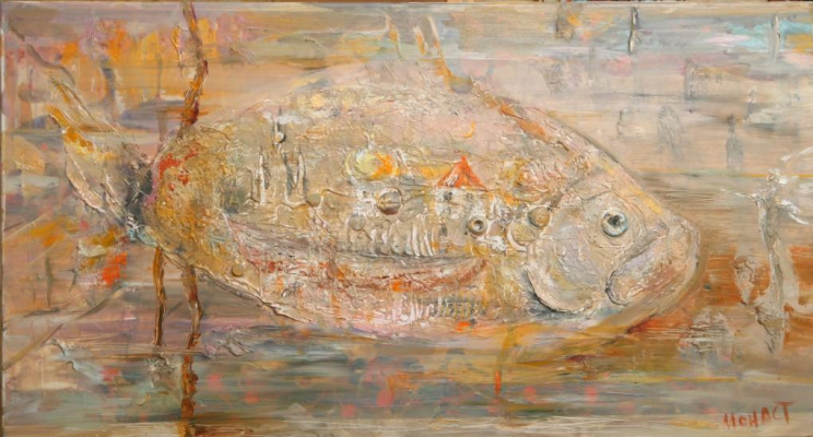 Наташа Монастырская. Океан единого поля