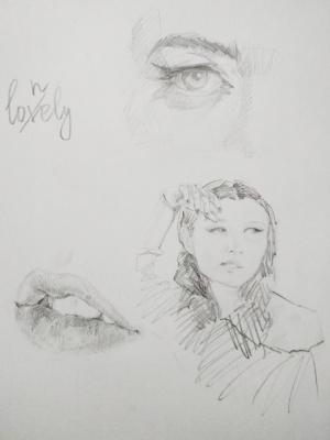 Rina Vladimirskaya. Grace Sensuality Series # 3