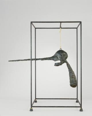 Alberto Giacometti. Nose