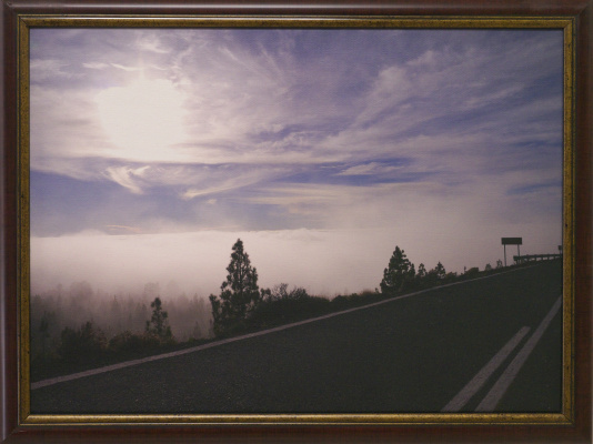 K. Grechuk. Road in the clouds