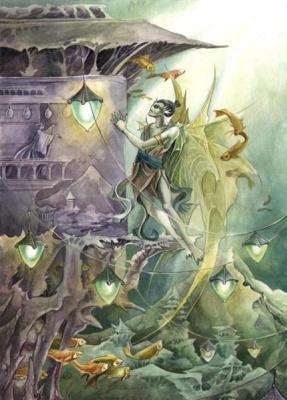 Стефани Лоу. Серебряный город и вечный император