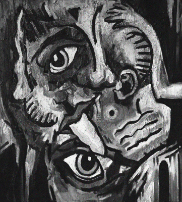 Anton Evdokimow. Humanmass