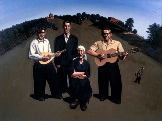 Vasily Vladimirovich Shulzhenko. Three sons