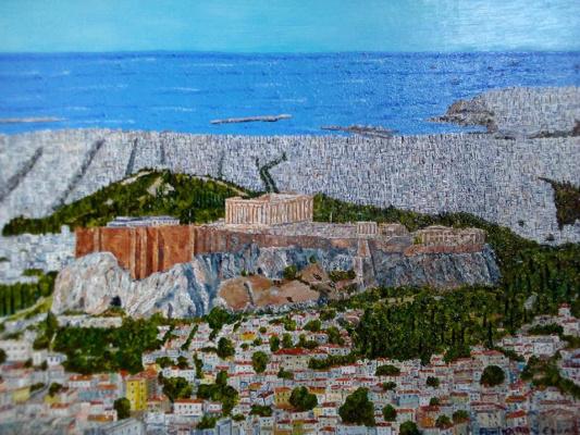 Eduard Поникаров. Athens