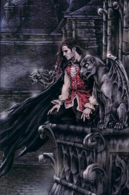 Victoria Frances. Vampire