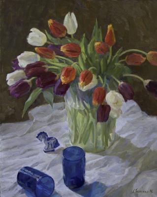 Lena Palenko. May