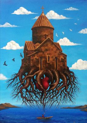 David Baghdasaryan. Roots