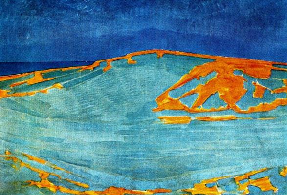 Piet Mondrian. Dune in Zeeland