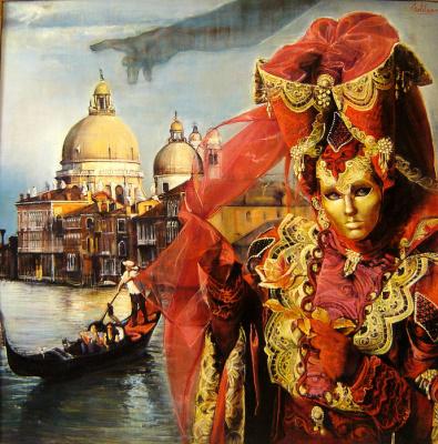 Ортолан Марко. Бог с Венецией