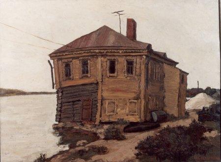 Vasily Vladimirovich Shulzhenko. My house