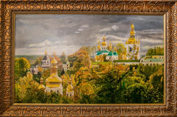 Vitaly Varennikov. Kiev-Pechersk Lavra