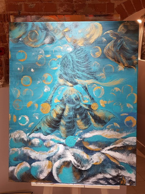 Мария Солнечная. The wind of change