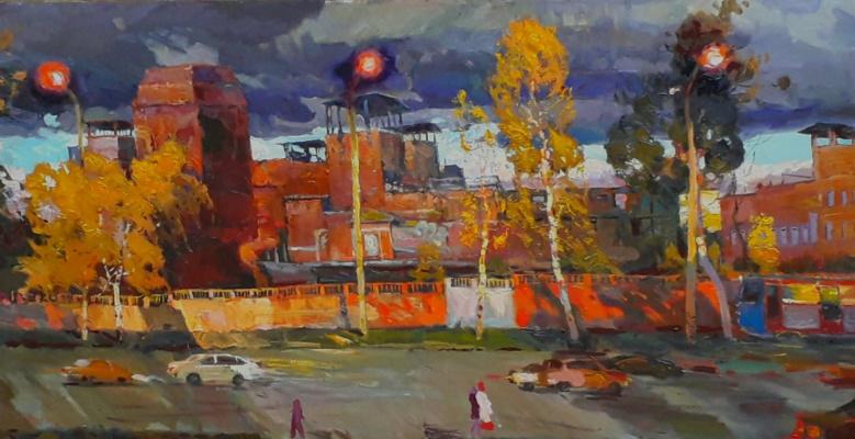 Sergey Anatolyevich Kostylev (Uralsky). Perm Engine Plant