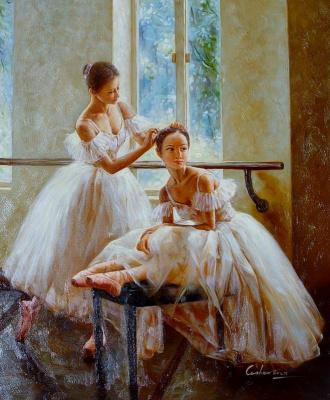 Гуань Зе-Джу. Балерины 5