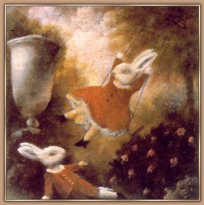 Стивен Макки. Зайчата