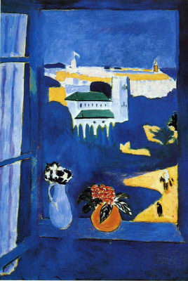 Henri Matisse. Window at Tangier