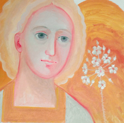 Olga Gennadievna Kravtsova-Motspan. Guardian angel.