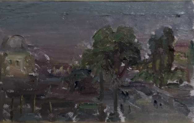 Виктория Мальшакова. Dawn in Venice.