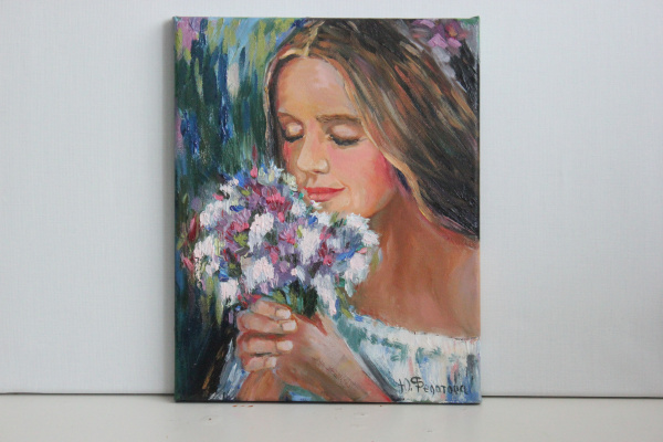 Julia Valerievna Fedotova. Favorite scent