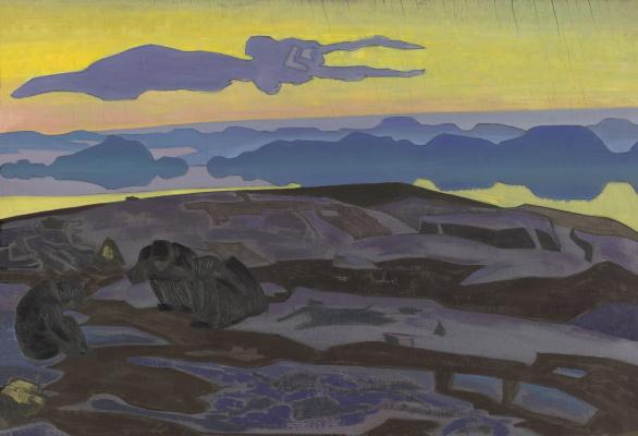 Nicholas Roerich. The verdict