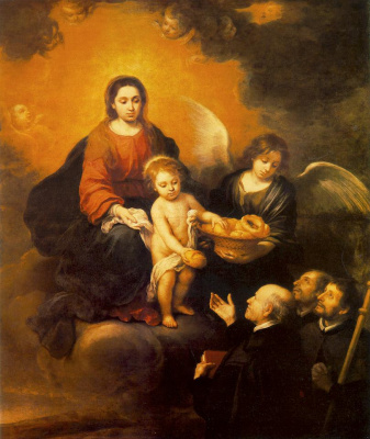 Bartolomé Esteban Murillo. The Baby Jesus