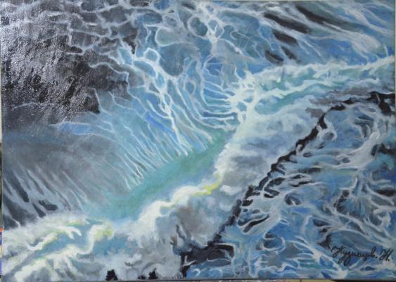 Kuznetsov.N. Blue Wave