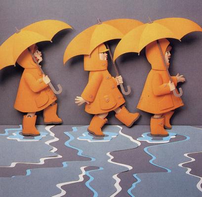 Салли Виетски. Дождливый день