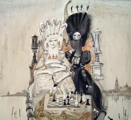 Валерий Валентинович Архипов. Тайна Белой Королевы. 1998