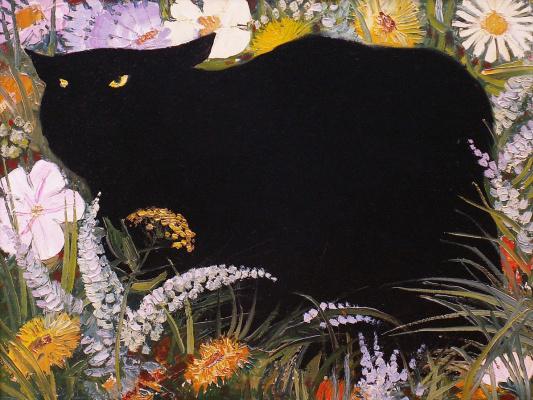 Andrey Meshchanov. Cat