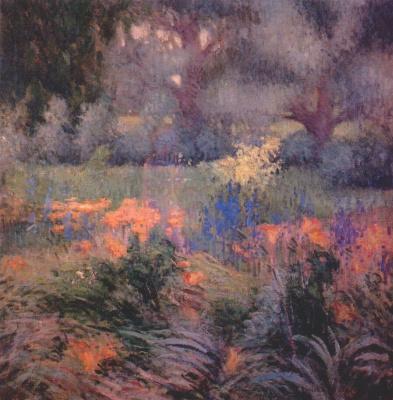 Эдмунд Уильям Грисен. Старый сад