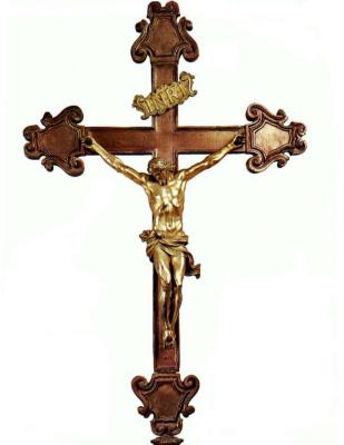 Джованни Лоренцо Бернини. Крест