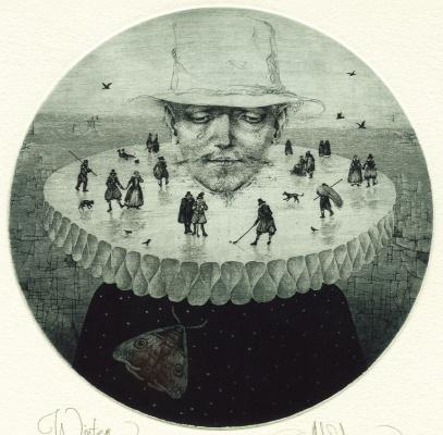 Konstantin Kalinovich. Winter Heart II