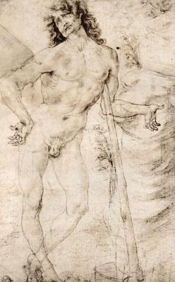 Антонио Поллайоло. Адам