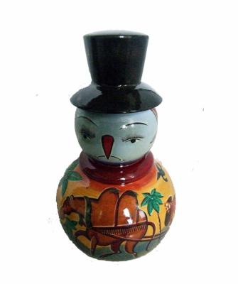 Шишкин  Н.В.. Печальный снеговик