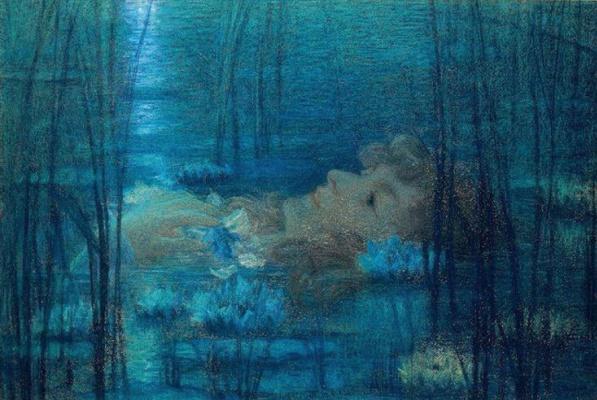Lucien Levi-Durme. Ophelia