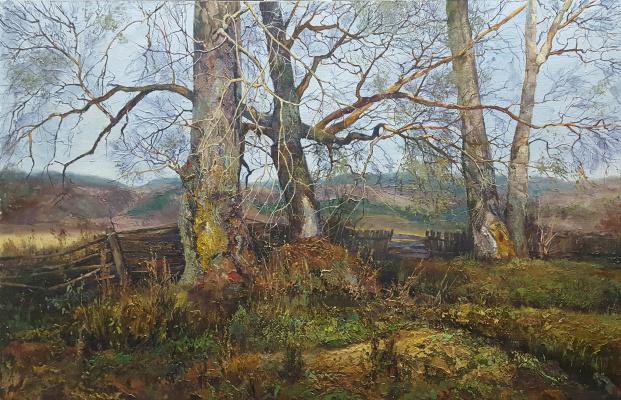 Lana Medvecka. Breath of autumn