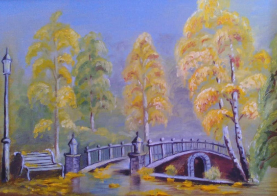Arto khurshudyan. Autumn