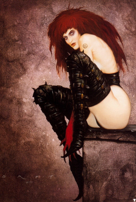 Gerald Brom. Shoes