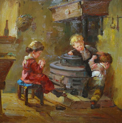 Виндфелдт. Дети