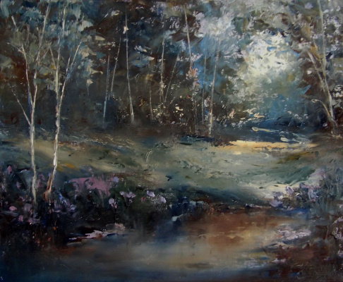Elena Viktorovna Yudina. Enchanted Forest