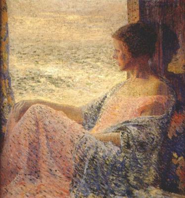 Уильям Кахилл. Мысли о море