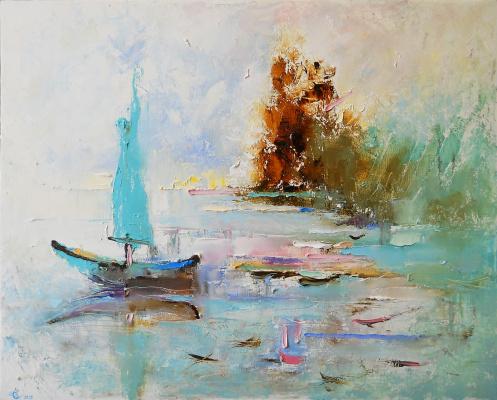 Vadim Anatolyevich Stolyarov. Dreams about the sea