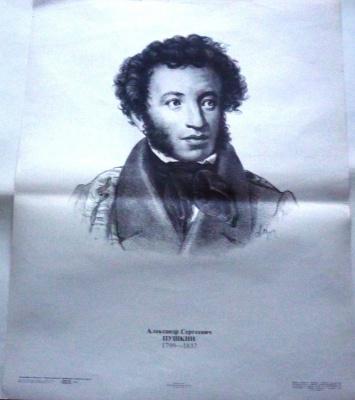 A. S. Prutzky. A.S. Pushkin 1799-1837